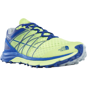 The North Face Ultra Vertical Shoes Men Dayglo Yellow/Brit Blue